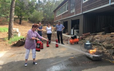 Fire Safety Training Day