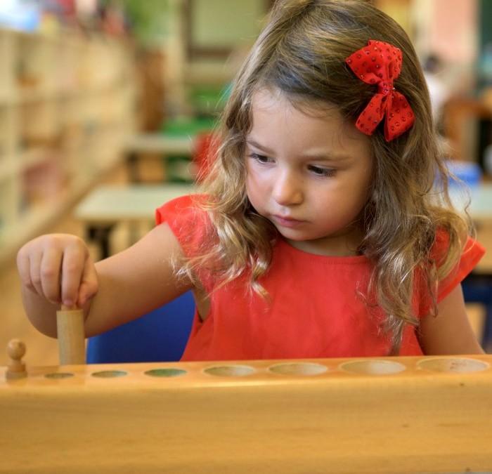 Google Founders Talk Montessori