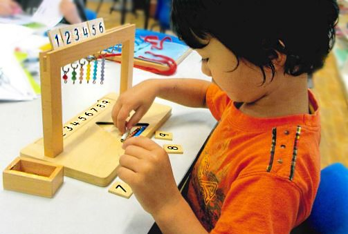 A Focus on Montessori
