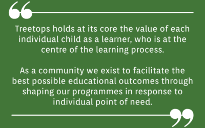Treetops – A Choice in Education